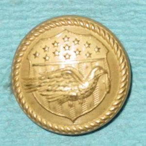 Pattern #14386 – Eagle on crest (Merchant Marine)