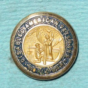Pattern #14398 – Disabled American Veterans World War