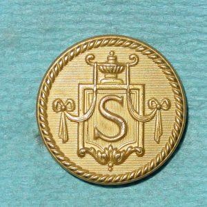 Pattern #14416 – S in crest (Statler Hotel)