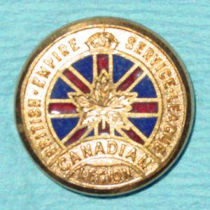 Pattern #14488 – Canadian Legion British Empire Service League
