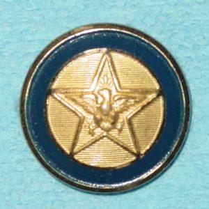 Pattern #14520 – Star w/ eagle (blue Enamel)