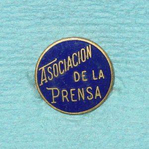 Pattern #14664 – Asociacion De La Prensa (solid 1-pc.)