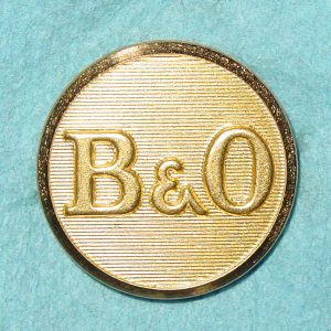 Pattern #15228 – B&O (Baltimore & Ohio)