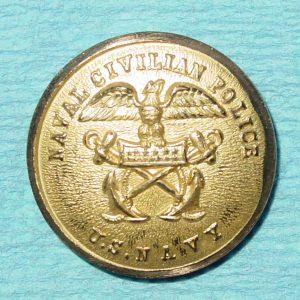 Pattern #15410 – Naval Civilian Police US Navy