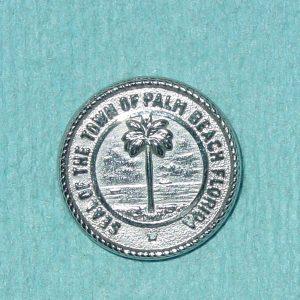 Pattern #16210 – Palm Beach Florida Seal
