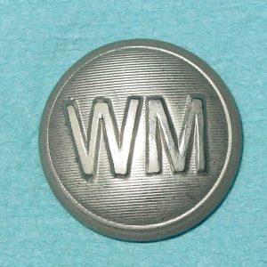 Pattern #16428 – WM  (Western Maryland Ry Co)
