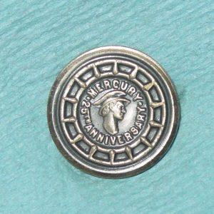 Pattern #16576 – MERCURY 25TH ANNIVERSARY  (Logo in WHEEL)  confined