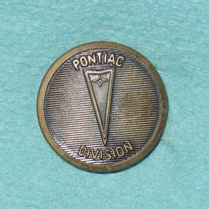 Pattern #16578 – Pontiac Division