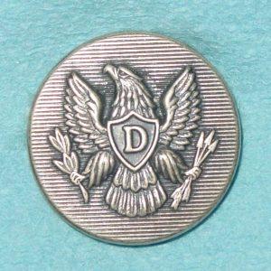 """Pattern #16734 – Virginia  (Eagle w/ """"D"""" in shield"""