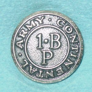 "Pattern #16737 – Pennsylvania ""Continental Army 1 BP"""