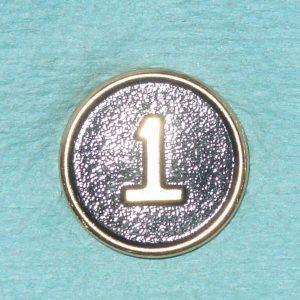 Pattern #16797 – Number 1 (HERTZ Logo)