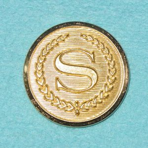 Pattern #16839 – Sheraton Logo (S in wreath, flat)