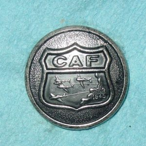 Pattern #17225 – CAF in shield w/ airplanes