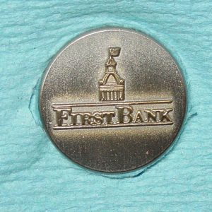 Pattern #17382 – FIRST BANK with TOWER