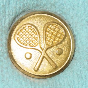 Pattern #23828 – Racquet Ball or Tennis (crossed racquets)