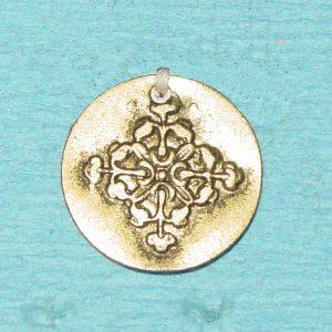 Pattern #28246 – Snowflake (flat solid 1-pc.)