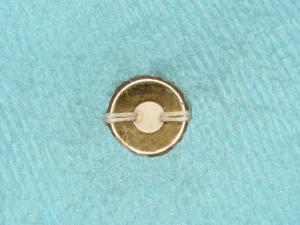 Pattern #28876 – Hole in Center, FUNNEL Shape