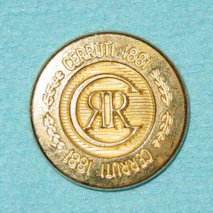 Pattern #29843 – CERRUTI 1861