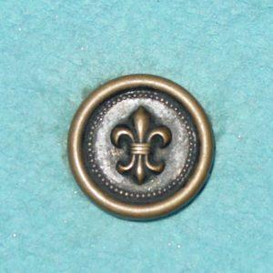 Pattern #81240 – Fleur de lis (Boy Scout Symbol)