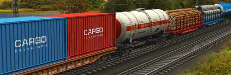 FOR ALL RAIL CARGO NEEDS INQUIRE