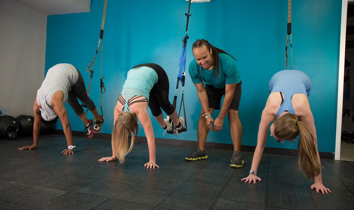 Group Fitness, Shred and Tone