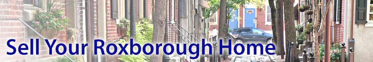Sell My Roxborough Home