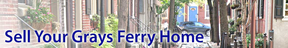 Sell My Grays Ferry Home