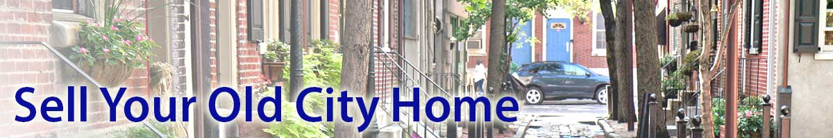 Sell My Old City Home