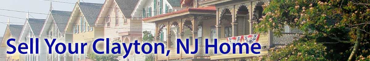 Sell My Clayton NJ Home