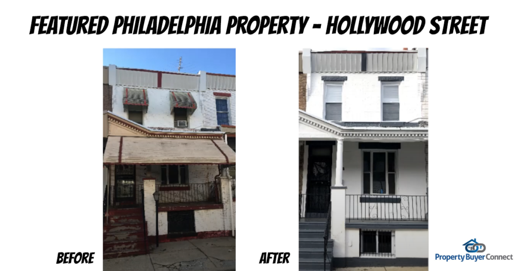 Featured Philadelphia Property - Hollywood Street