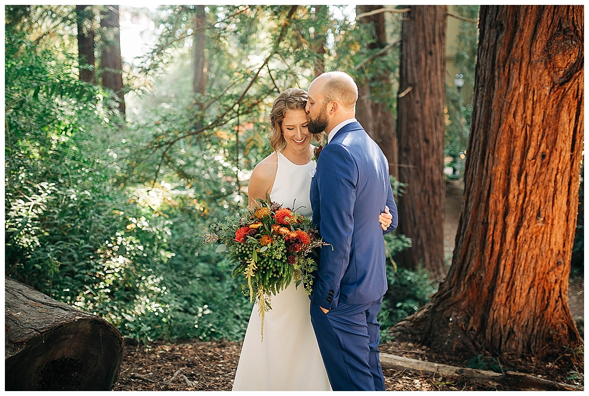 Berkeley Campus Wedding Melissa + Alex