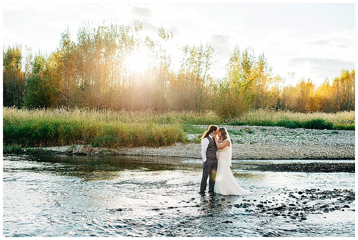 Idaho Wedding Photography Crishan + Tyler