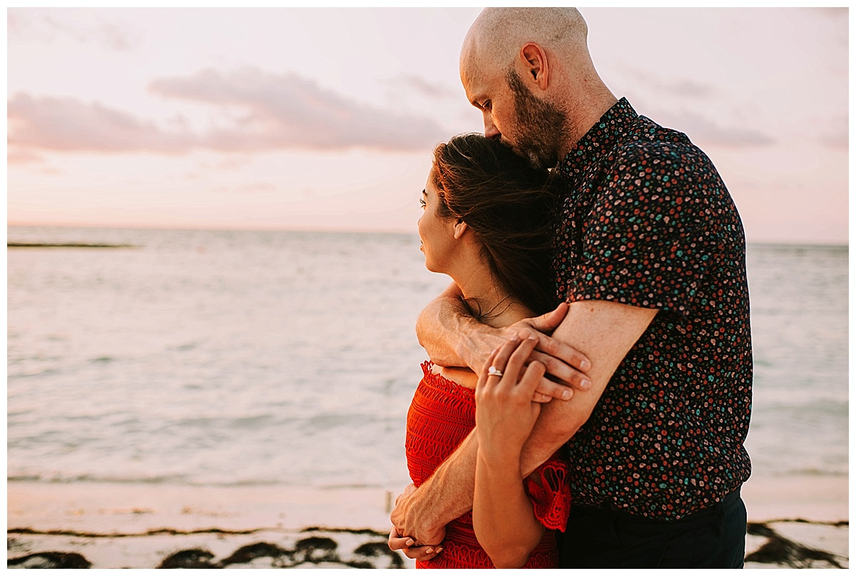 Tulum Mexico Couples Session Jamie Findlay Photography