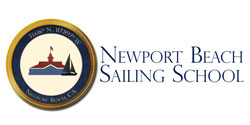 Newport Beach Sailing School Logo