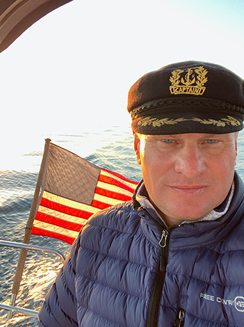Captain Greg