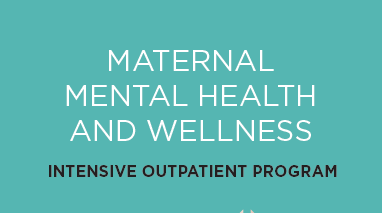 Mission Hospital Maternal Mental Health Intensive Outpatient Program