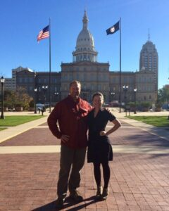 emily and jay in lansing