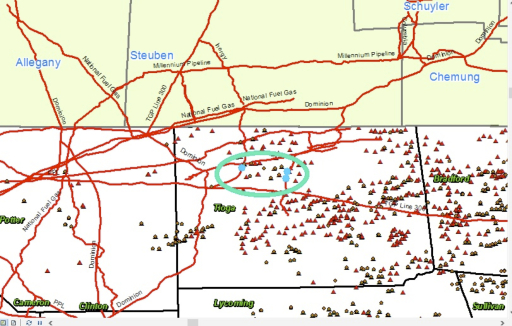 shale property values - ShellWells