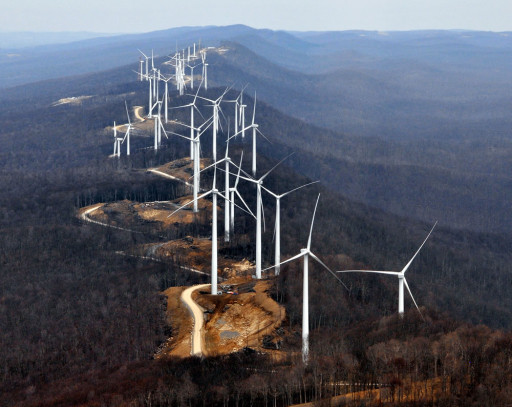 Windmill industrialization