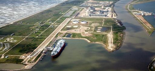 Freeport LNG Terminal
