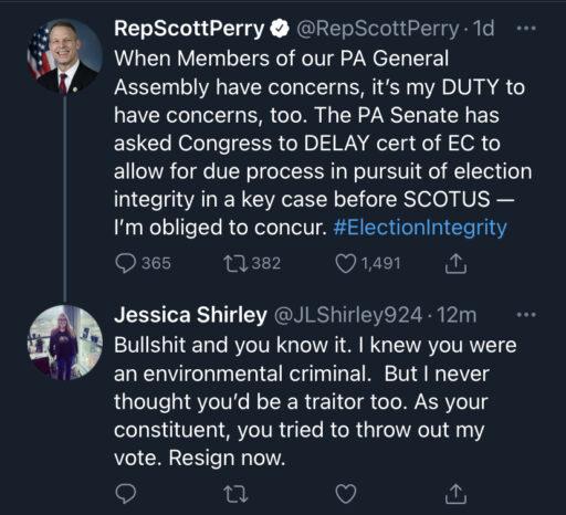 Pennsylvania DEP Policy Director