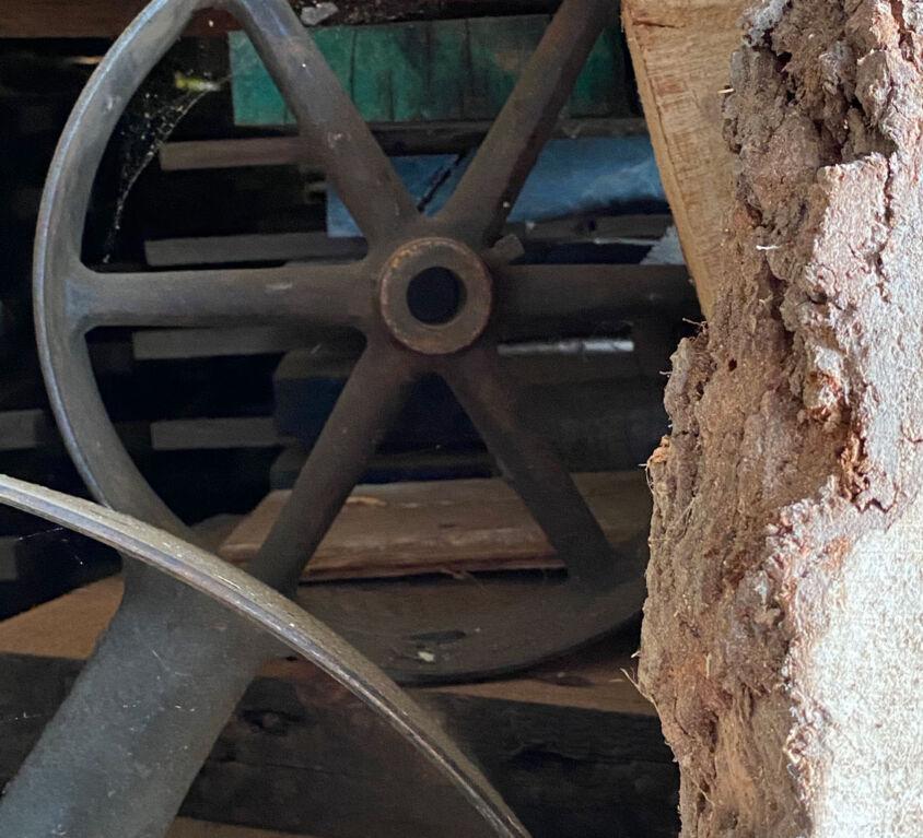 Cast Iron Wagon Wheels