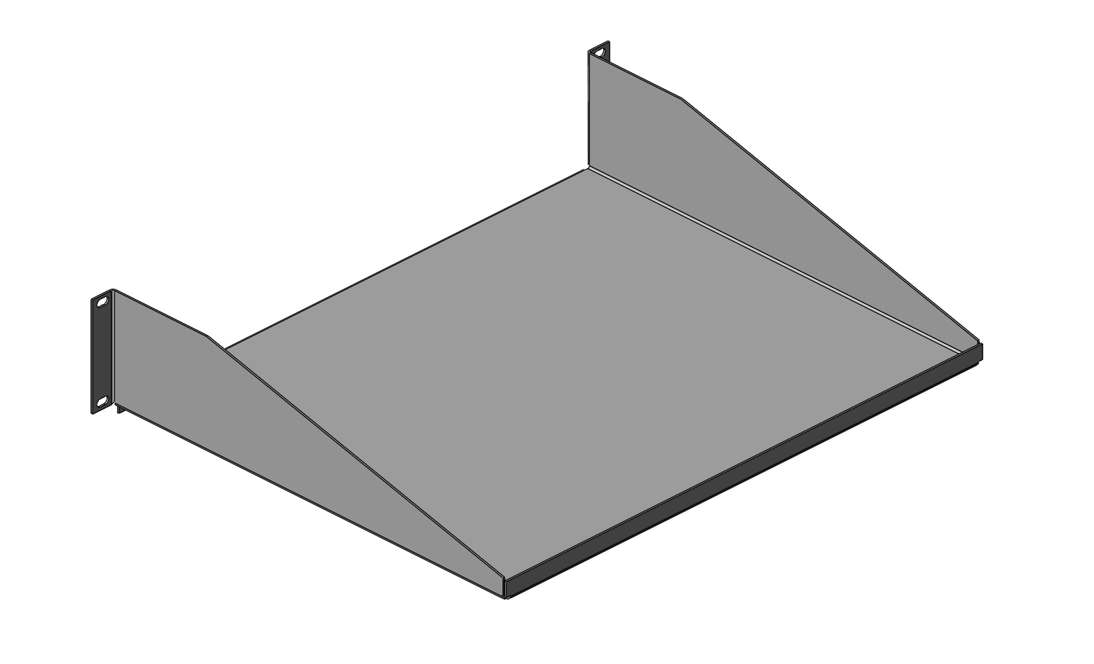 Section B - Shelves