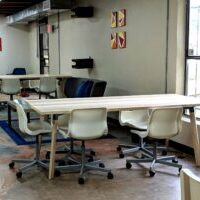 Open space at Key Coworking