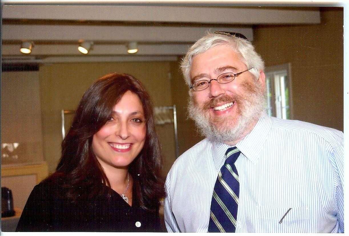 Rabbi Yehoshua & Freida Hecht