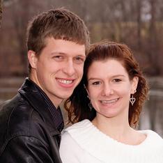 Joseph Gillen and Jennifer Koch.