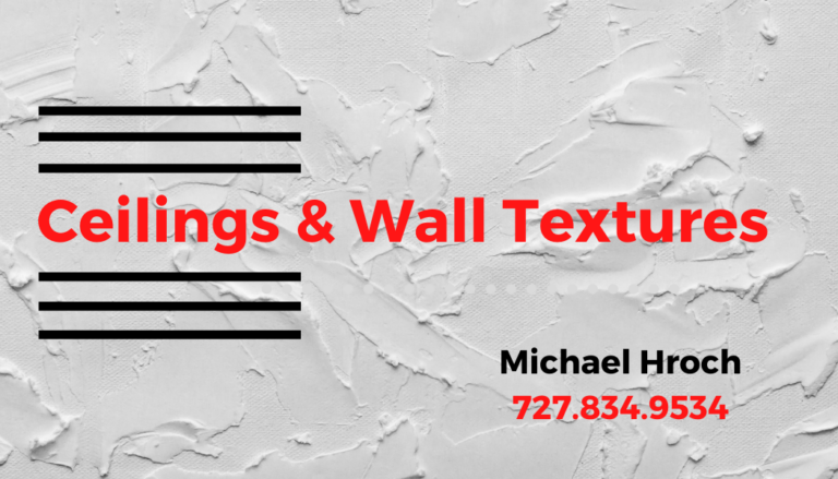 Copy of Ceilings & Wall Textures (1)