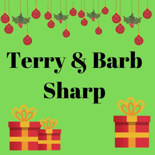 Terry & Barb Sharp