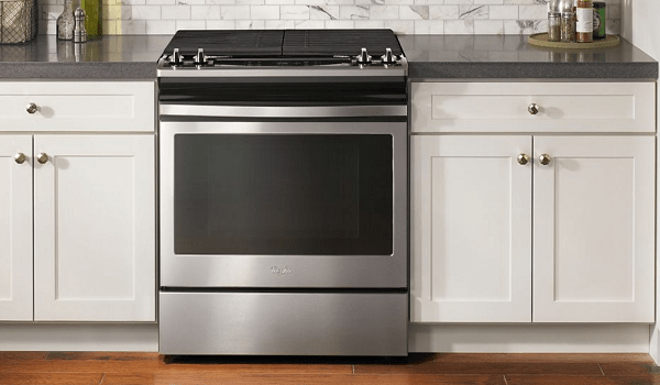 whirlpool oven doesn't heat up