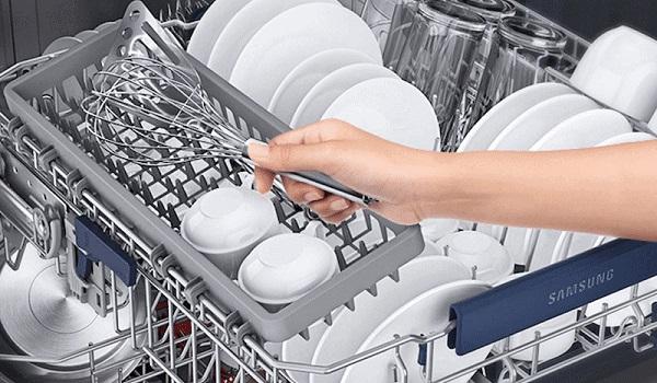 samsung dishwasher leaves dishes wet